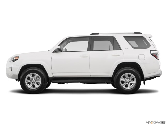 New 2019 Toyota 4Runner SR5 SUV for sale in Temple, TX