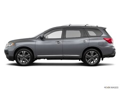 New 2019 Nissan Pathfinder Platinum SUV 5N1DR2MM5KC633588 in Totowa