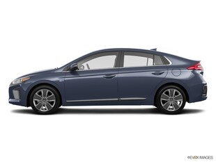2019 Hyundai Ioniq Hybrid Limited w/Ultimate Package Hatchback