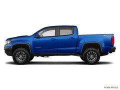 2019 Chevrolet Colorado 4WD ZR2 4x4 ZR2  Crew Cab 5 ft. SB