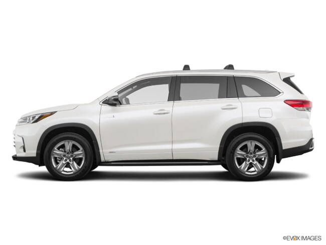 New 2019 Toyota Highlander Hybrid Limited V6 SUV Dallas