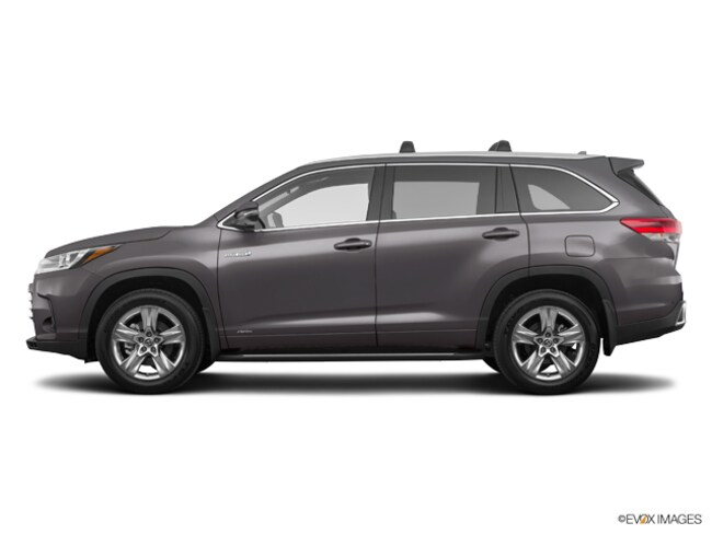 New 2019 Toyota Highlander Hybrid Limited V6 SUV for sale in Boston MA