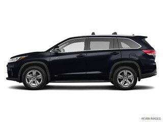 New 2019 Toyota Highlander Hybrid Hybrid Limited V6 AWD SUV For sale near Turnersville NJ