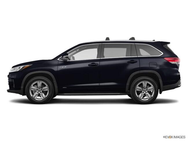New 2019 Toyota Highlander Hybrid Limited V6 SUV Cockeysville