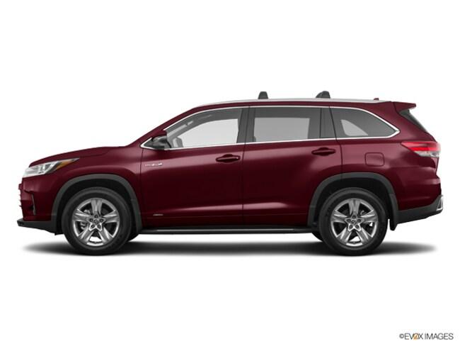 New 2019 Toyota Highlander Hybrid Limited V6 SUV El Paso, TX