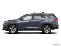 New 2019 Toyota Highlander Hybrid Limited V6 w/ 2nd Row Captains Chairs SUV in Portsmouth, NH