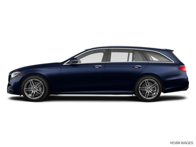 New 2019 Mercedes-Benz E-Class E 450 4MATIC Wagon Burlington, Vermont