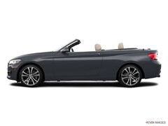 2019 BMW 230i Convertible 8 speed automatic