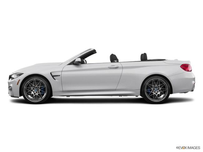 2019 BMW M4 Base Convertible