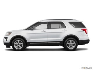 New 2019 Ford Explorer XLT SUV La Mesa, CA