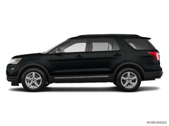 New 2019 Ford Explorer XLT SUV 1FM5K7D82KGB37441 in Holly, MI