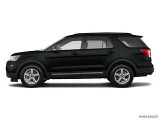 New 2019 Ford Explorer XLT SUV La Mesa, CA
