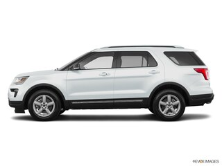 2019 Ford Explorer XLT SUV 1FM5K7D8XKGB04834 for sale near Elyria, OH at Mike Bass Ford