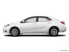 New 2019 Toyota Corolla LE Sedan in Oxford, MS