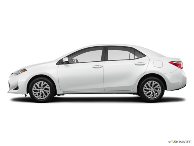 New 2019 Toyota Corolla LE Sedan Framingham