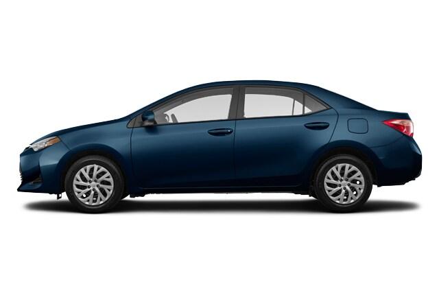 New 2019 Toyota Corolla LE Sedan Serving Los Angeles