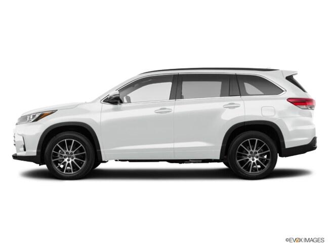 New 2019 Toyota Highlander For Sale Houma La 5tdkzrfh1ks320881