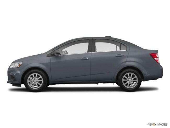 New 2019 Chevrolet Sonic LS Auto near Baltimore
