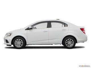 New 2019 Chevrolet Sonic LS Auto Sedan in San Benito, TX
