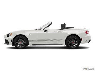 New 2019 FIAT 124 Spider Abarth Convertible