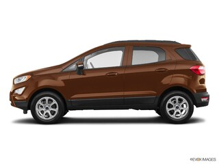 2019 Ford EcoSport SE SUV MAJ3S2GE9KC306996 for sale near Elyria, OH at Mike Bass Ford
