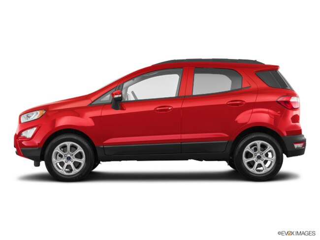 New 2019 Ford EcoSport SE Front-wheel Drive SUV For Sale/Lease Gallup, NM