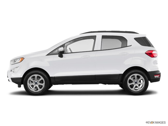 New 2019 Ford EcoSport SE Sport Utility for sale in Westborough MA