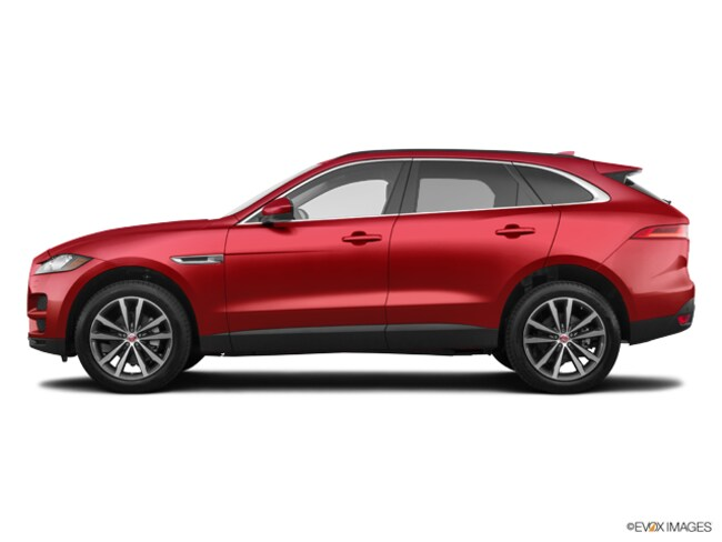 New 2019 Jaguar F-PACE AWD 25t Prestige SUV in Exeter, NH