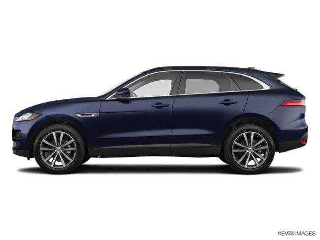 New 2019 Jaguar F-PACE Prestige SUV in Madison, NJ