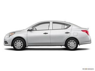 New 2019 Nissan Versa 1.6 S+ Sedan 7190338 in Victorville, CA