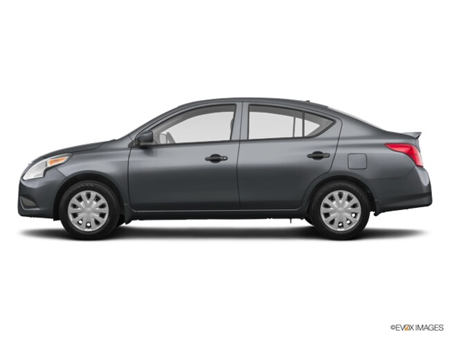 New 2019 Nissan Versa 1.6 S+ Sedan For Sale in Memphis, TN