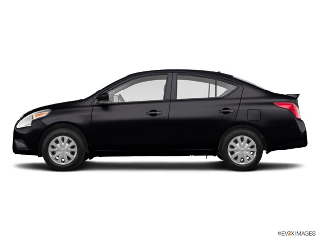 New 2019 Nissan Versa 1.6 S+ Sedan near Newark