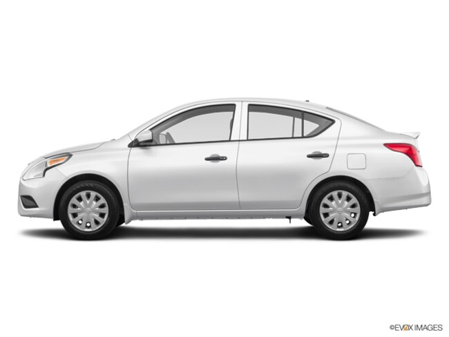 New 2019 Nissan Versa 1.6 S+ Sedan near Honolulu, Hawai