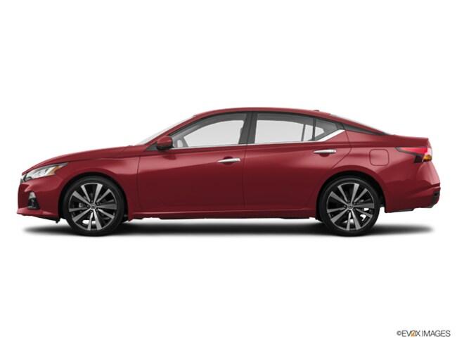 New 2019 Nissan Altima 2.5 Platinum Sedan For Sale in Memphis, TN