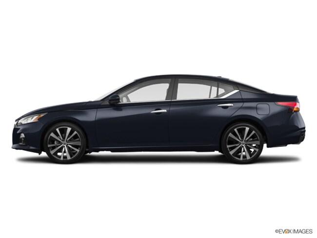 2019 Nissan Altima 2.5 Platinum Sedan Statesboro