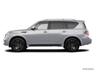 New 2019 Nissan Armada Platinum SUV in Lakeland, FL