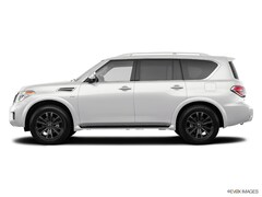 New 2019 Nissan Armada Platinum SUV Concord, North Carolina