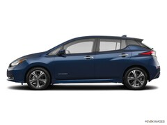 New 2019 Nissan LEAF SV Hatchback in St Albans VT
