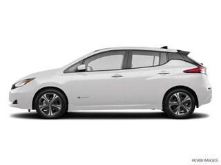 New 2019 Nissan LEAF SV SV Hatchback for sale near you in Centennial, CO