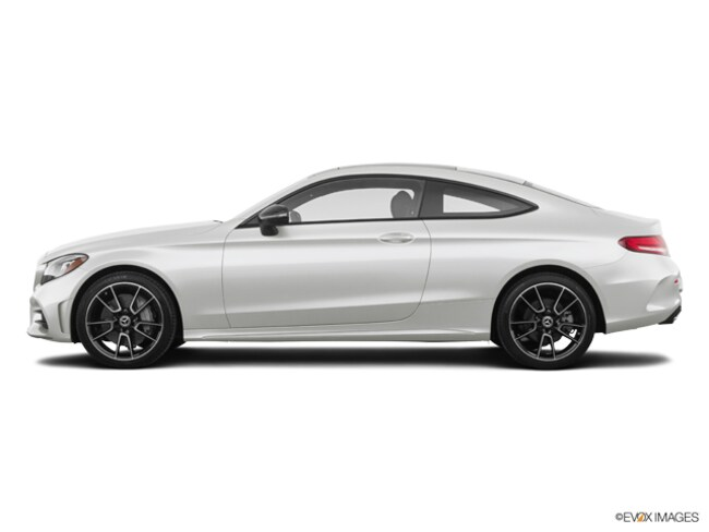 New 2019 Mercedes-Benz C-Class C 300 4MATIC Coupe in Boston