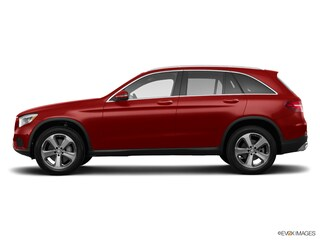 2019 Mercedes-Benz GLC 300 4MATIC Coupe 4MATIC COUPE