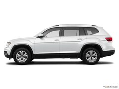 2019 Volkswagen Atlas SE w/ TECH & 4MOTION SUV