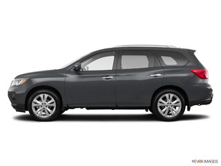 New 2019 Nissan Pathfinder SL 4X4 LIFETIME WARRANTY SUV in North Smithfield near Providence