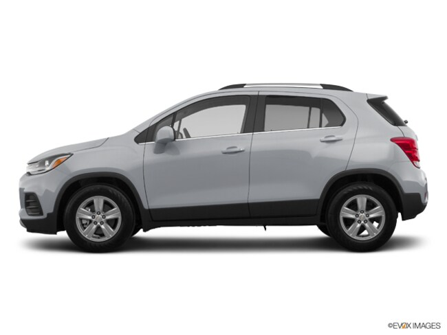 New 2019 Chevrolet Trax LT SUV in Cathedral City