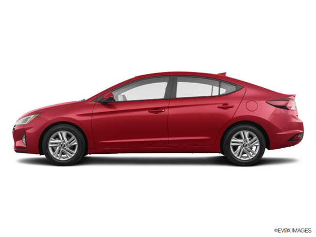 new 2019 Hyundai Elantra Sedan Idaho Falls