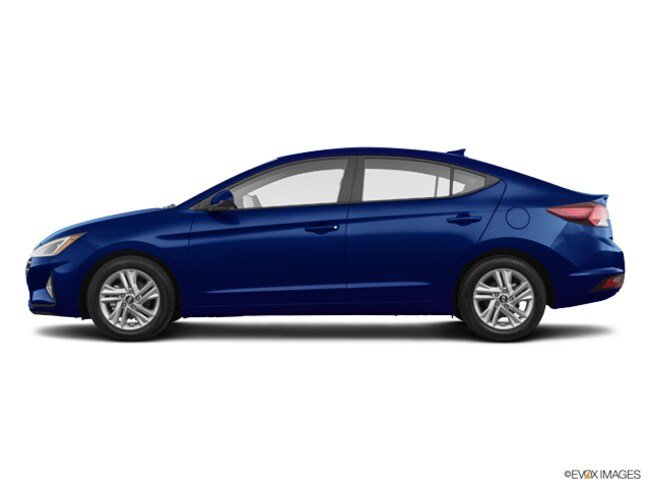 New 2019 Hyundai Elantra SEL Sedan For Sale Near Brooklyn Park