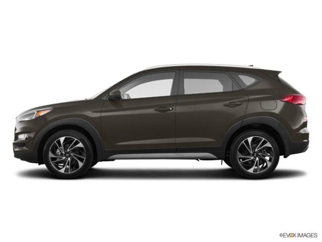 New 2019 Hyundai Tucson Sport SUV Concord, North Carolina