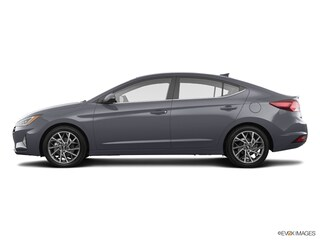 2019 Hyundai Elantra Limited Sedan Gray