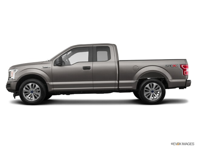 2019 Ford F-150 XL Truck SuperCab Styleside in Manteca