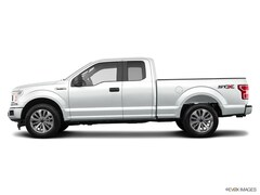 2019 Ford F-150 Super Cab XL Chrome 4x4 Truck